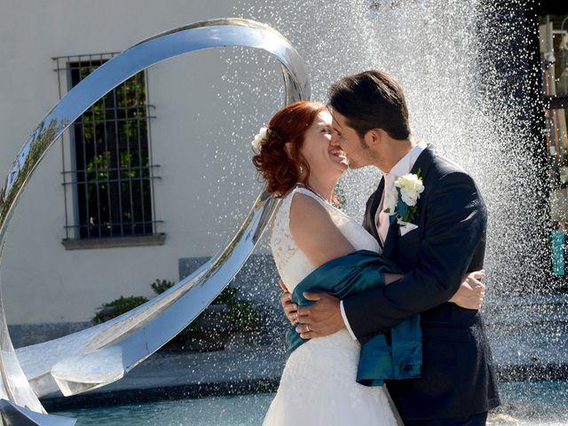 Il matrimonio di Antonio e Sonia a Cavallasca, Como 57