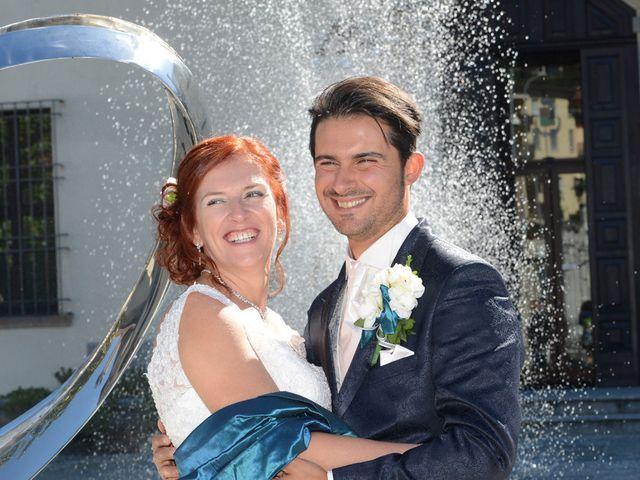 Il matrimonio di Antonio e Sonia a Cavallasca, Como 58