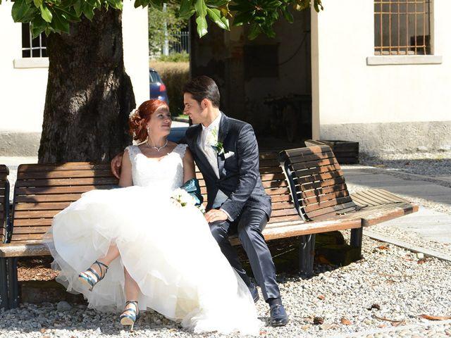Il matrimonio di Antonio e Sonia a Cavallasca, Como 62