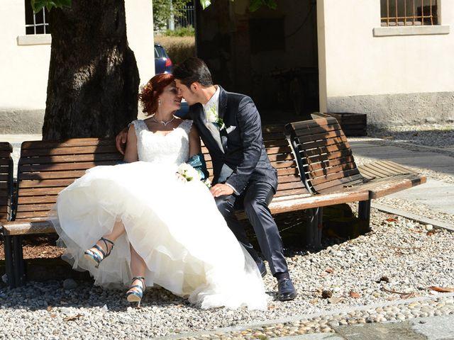 Il matrimonio di Antonio e Sonia a Cavallasca, Como 63
