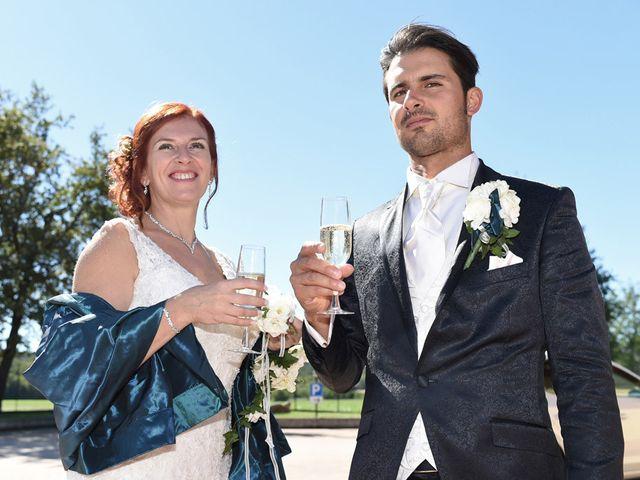 Il matrimonio di Antonio e Sonia a Cavallasca, Como 67