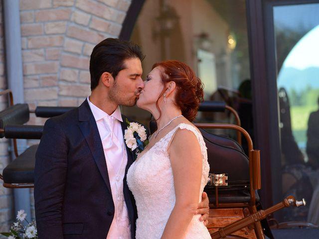 Il matrimonio di Antonio e Sonia a Cavallasca, Como 75