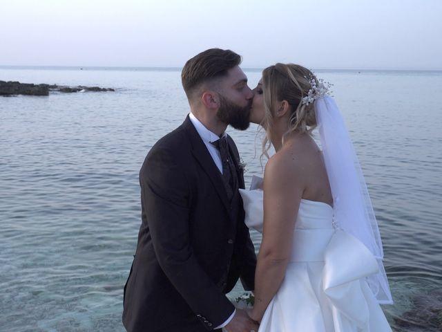 Le nozze di Mariangela e Valerio