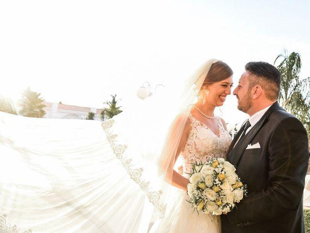 Le nozze di Carola e Vincenzo