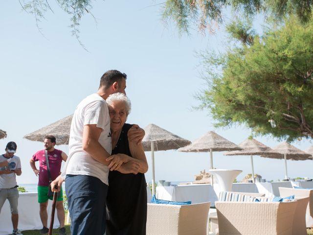 Il matrimonio di Francesco e Natacha a Tropea, Vibo Valentia 7