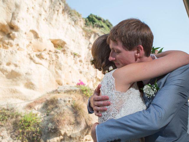 Il matrimonio di Francesco e Natacha a Tropea, Vibo Valentia 18
