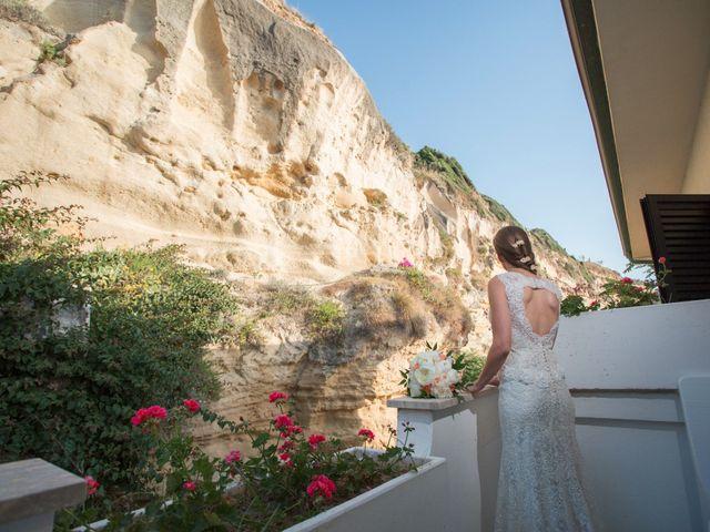 Il matrimonio di Francesco e Natacha a Tropea, Vibo Valentia 23