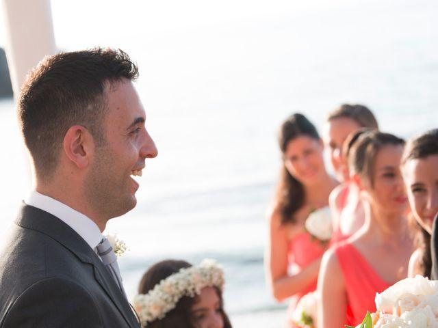 Il matrimonio di Francesco e Natacha a Tropea, Vibo Valentia 26