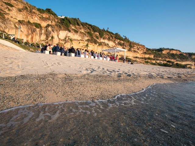 Il matrimonio di Francesco e Natacha a Tropea, Vibo Valentia 29