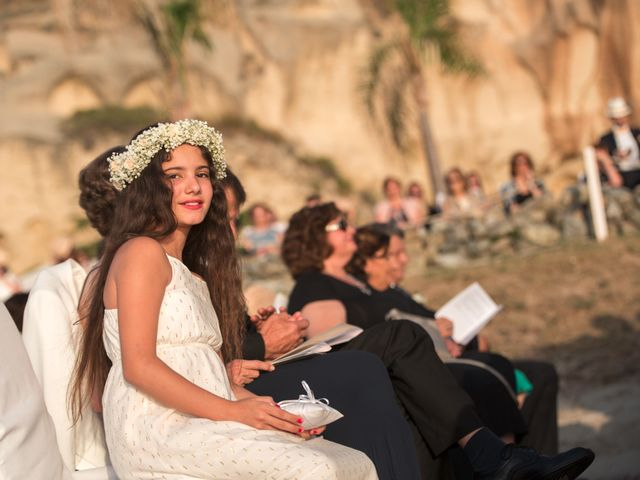 Il matrimonio di Francesco e Natacha a Tropea, Vibo Valentia 31