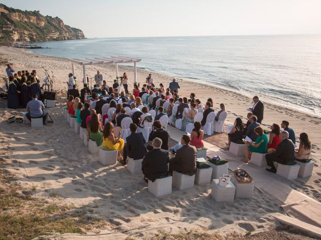 Il matrimonio di Francesco e Natacha a Tropea, Vibo Valentia 42