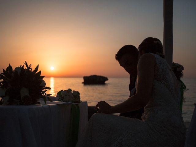 Il matrimonio di Francesco e Natacha a Tropea, Vibo Valentia 43