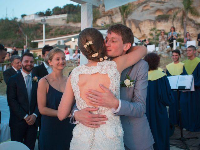 Il matrimonio di Francesco e Natacha a Tropea, Vibo Valentia 48