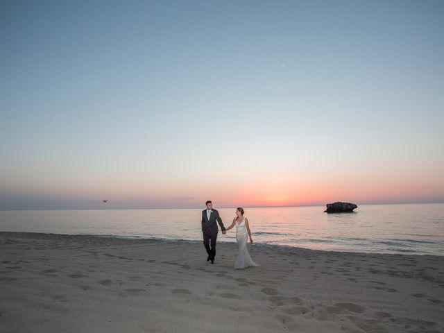 Il matrimonio di Francesco e Natacha a Tropea, Vibo Valentia 52