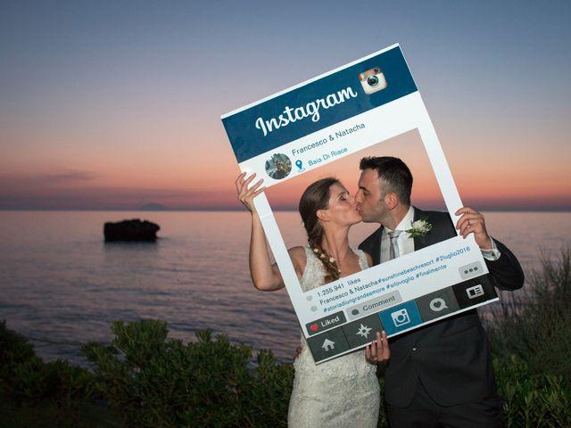 Il matrimonio di Francesco e Natacha a Tropea, Vibo Valentia 56