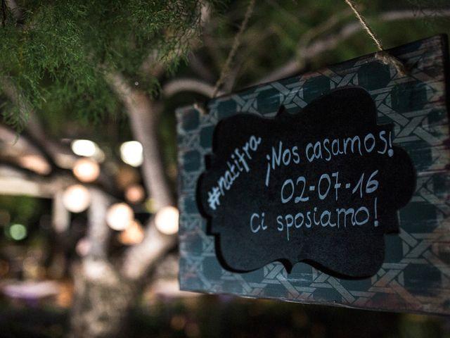 Il matrimonio di Francesco e Natacha a Tropea, Vibo Valentia 61