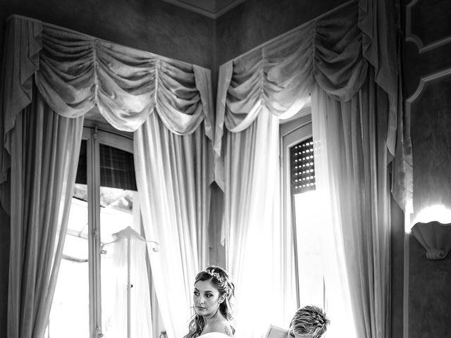 Il matrimonio di Mattia e Alessia a Lesmo, Monza e Brianza 8
