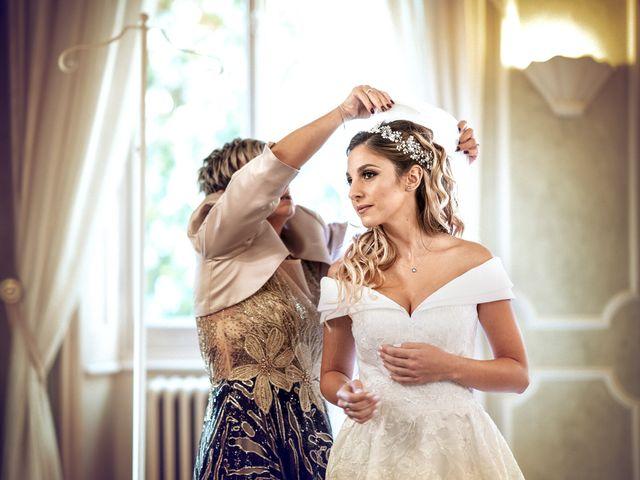 Il matrimonio di Mattia e Alessia a Lesmo, Monza e Brianza 9