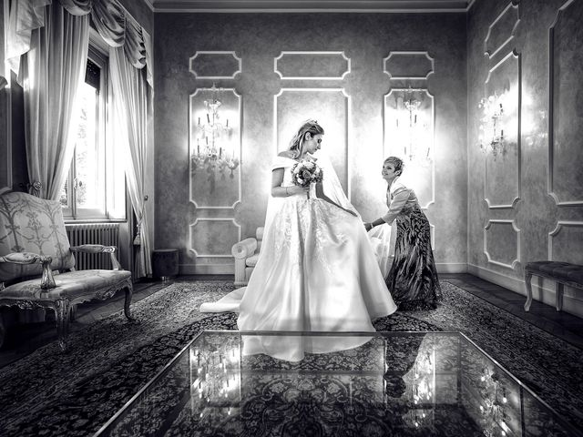 Il matrimonio di Mattia e Alessia a Lesmo, Monza e Brianza 10