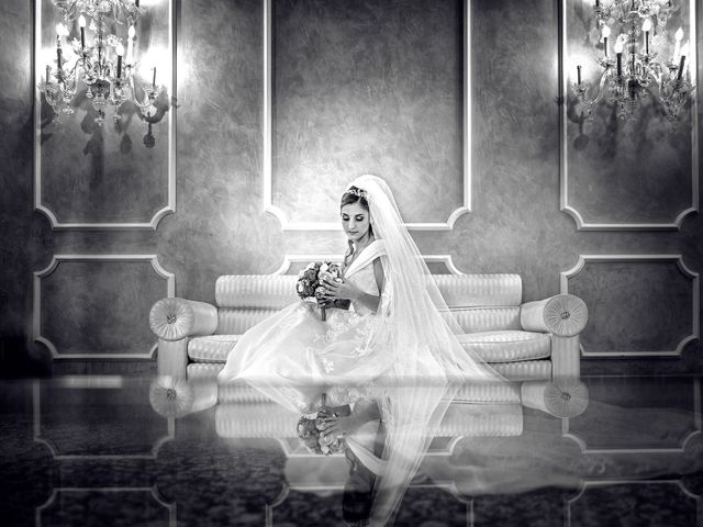 Il matrimonio di Mattia e Alessia a Lesmo, Monza e Brianza 12