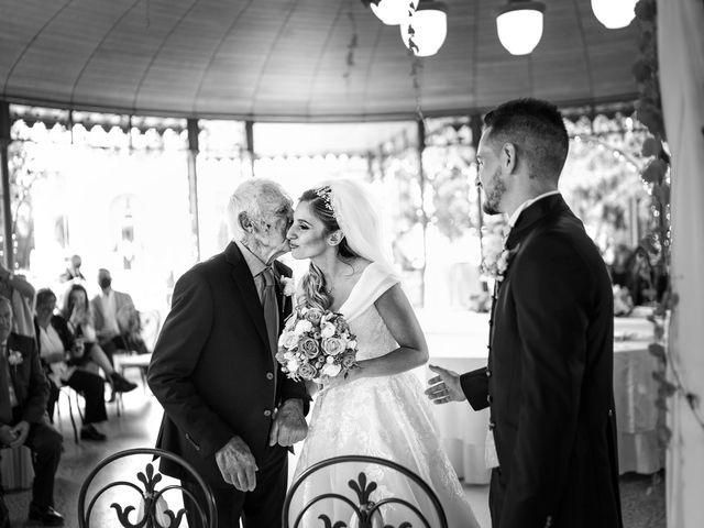 Il matrimonio di Mattia e Alessia a Lesmo, Monza e Brianza 18