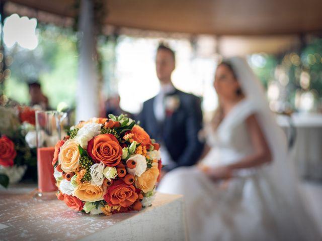 Il matrimonio di Mattia e Alessia a Lesmo, Monza e Brianza 19