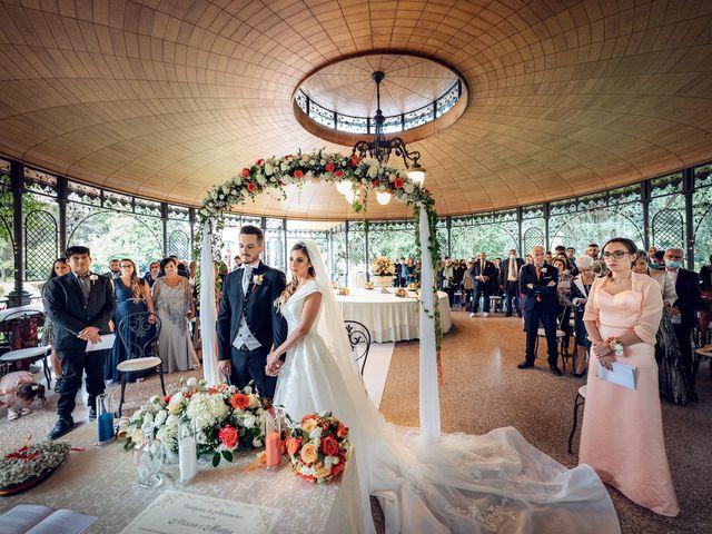 Il matrimonio di Mattia e Alessia a Lesmo, Monza e Brianza 21