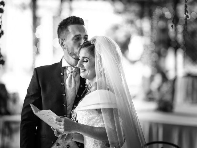 Il matrimonio di Mattia e Alessia a Lesmo, Monza e Brianza 23