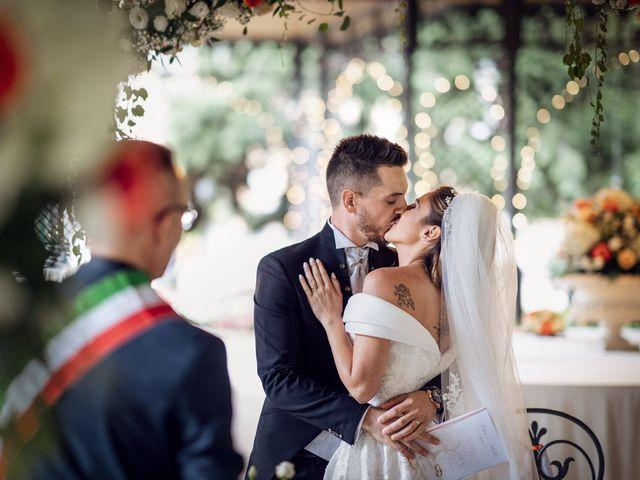 Il matrimonio di Mattia e Alessia a Lesmo, Monza e Brianza 24