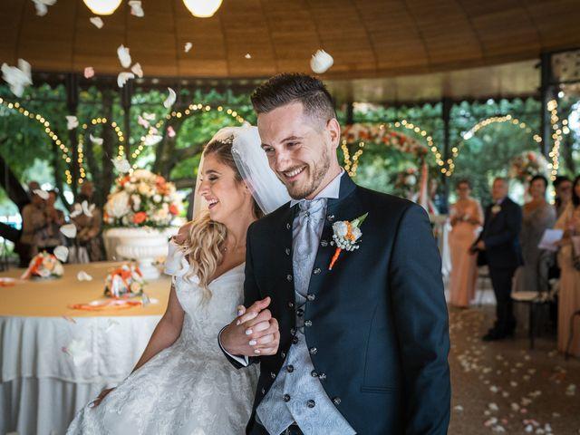 Il matrimonio di Mattia e Alessia a Lesmo, Monza e Brianza 27