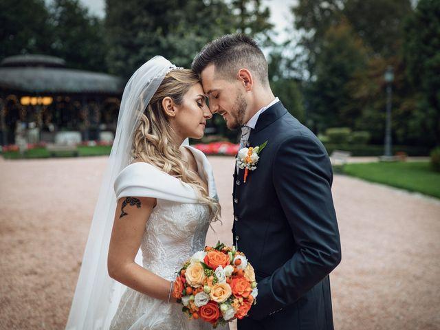 Il matrimonio di Mattia e Alessia a Lesmo, Monza e Brianza 29