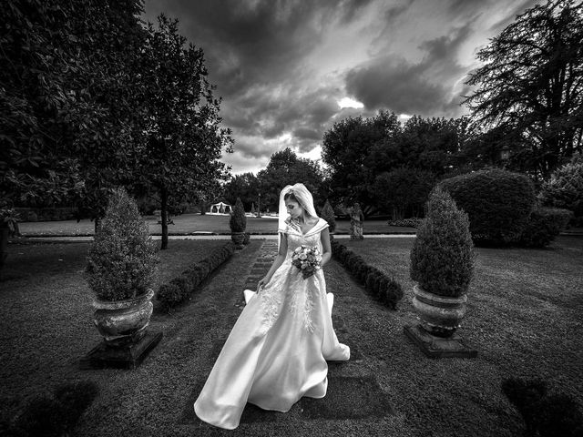 Il matrimonio di Mattia e Alessia a Lesmo, Monza e Brianza 32