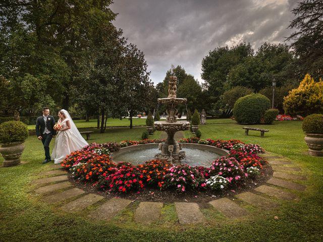 Il matrimonio di Mattia e Alessia a Lesmo, Monza e Brianza 36