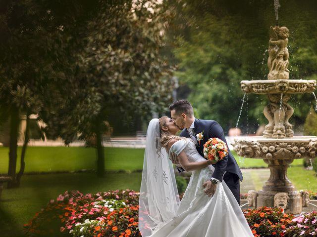 Il matrimonio di Mattia e Alessia a Lesmo, Monza e Brianza 38