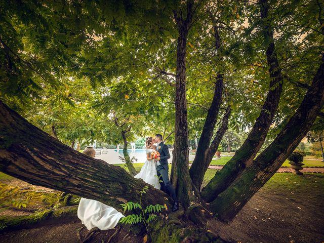 Il matrimonio di Mattia e Alessia a Lesmo, Monza e Brianza 39