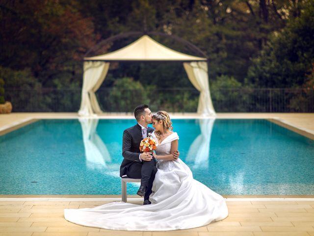 Il matrimonio di Mattia e Alessia a Lesmo, Monza e Brianza 42