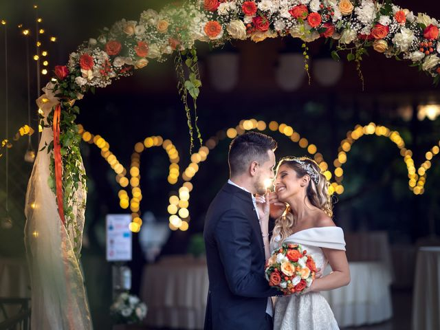 Il matrimonio di Mattia e Alessia a Lesmo, Monza e Brianza 43
