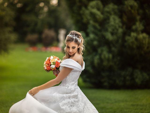 Il matrimonio di Mattia e Alessia a Lesmo, Monza e Brianza 44