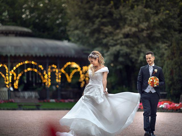 Il matrimonio di Mattia e Alessia a Lesmo, Monza e Brianza 45