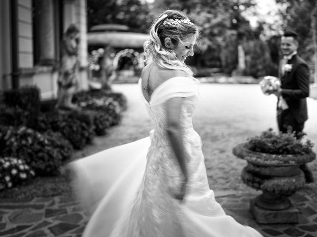 Il matrimonio di Mattia e Alessia a Lesmo, Monza e Brianza 46