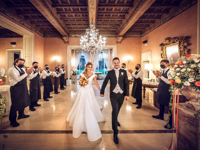 Il matrimonio di Mattia e Alessia a Lesmo, Monza e Brianza 47