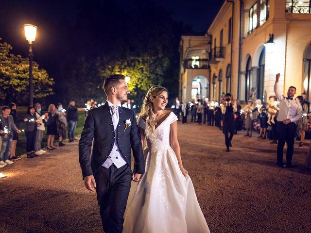 Il matrimonio di Mattia e Alessia a Lesmo, Monza e Brianza 48