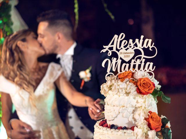 Il matrimonio di Mattia e Alessia a Lesmo, Monza e Brianza 49