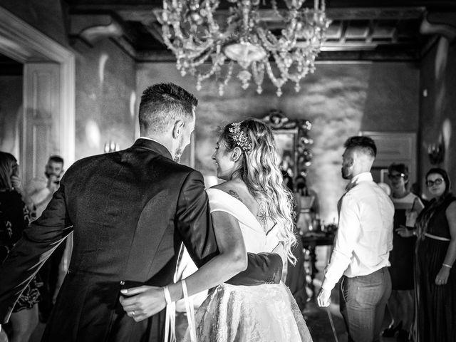 Il matrimonio di Mattia e Alessia a Lesmo, Monza e Brianza 53