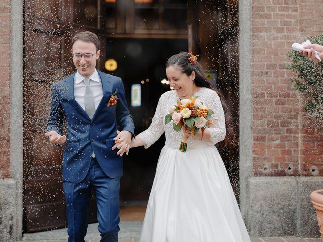 Le nozze di Maria Elena e Federico