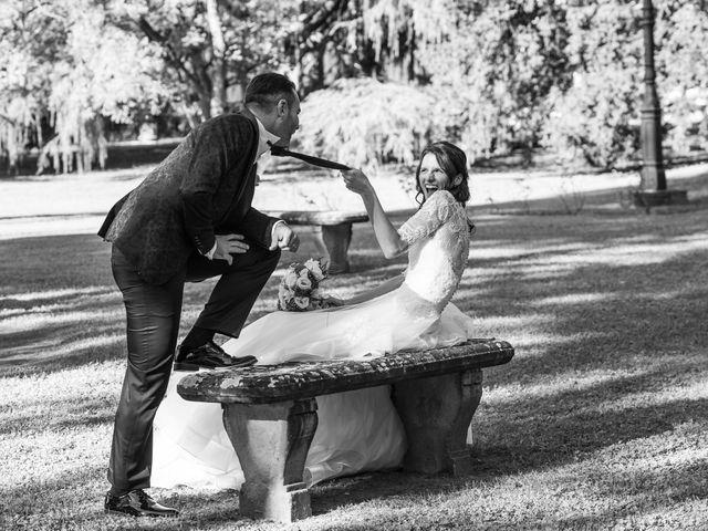 Il matrimonio di Rodrigo e Marta a Arcore, Monza e Brianza 3