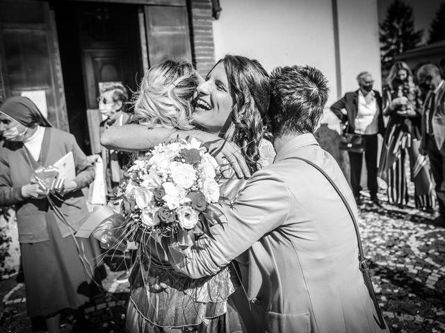 Il matrimonio di Rodrigo e Marta a Arcore, Monza e Brianza 7