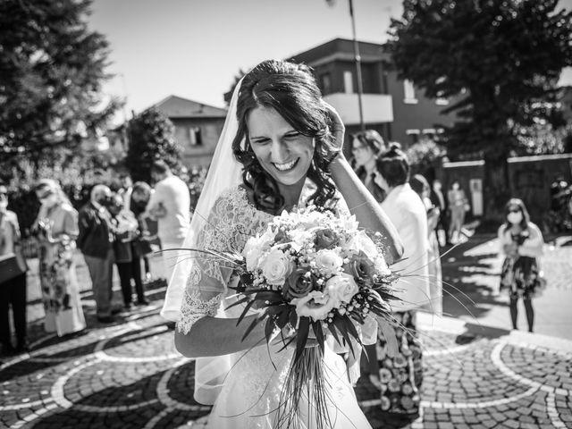 Il matrimonio di Rodrigo e Marta a Arcore, Monza e Brianza 12