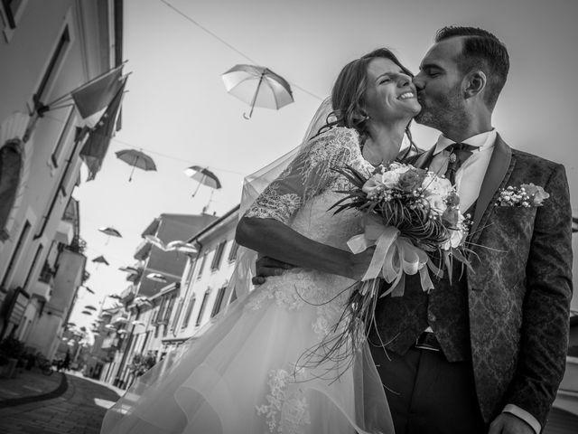 Il matrimonio di Rodrigo e Marta a Arcore, Monza e Brianza 13