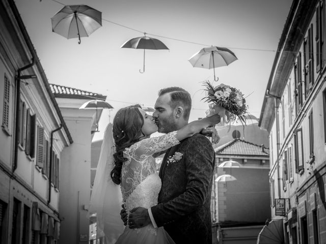 Il matrimonio di Rodrigo e Marta a Arcore, Monza e Brianza 15